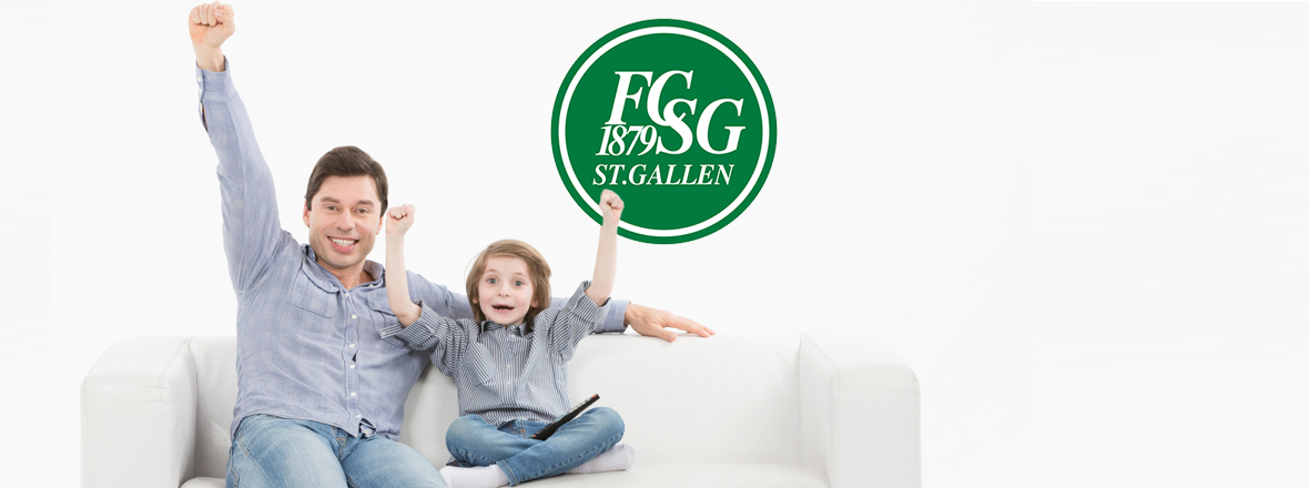 FC St.Gallen Fanartikel