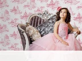 Wohnideen ein süsses Prinzessinnen-Zimmer